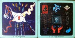 Magikeren & Ypperstepræstinden